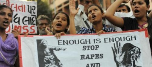 Na Índia os abusos sexuais são uma constante.
