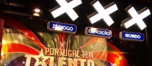Versão Portuguesa de Got Talent emitida pela SIC