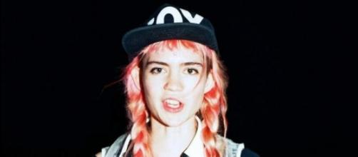 Video y canción nuevo  de Grimes