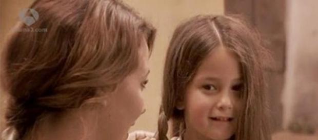 Aurora ricorda Emilia e la sua infanzia