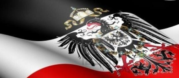 Flaga Cesarstwa Niemieckiego