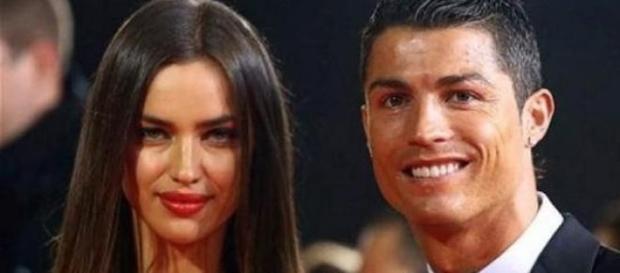 Irina Shayk si Cristiano Ronaldo