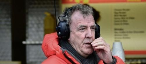 Former Top Gear host Jeremy Clarkson