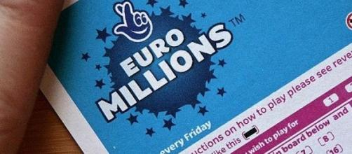 Scunthorpe Couple win Euromillions again