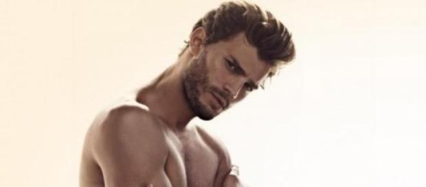 50 Shades of Grey Star, Jamie Dornan