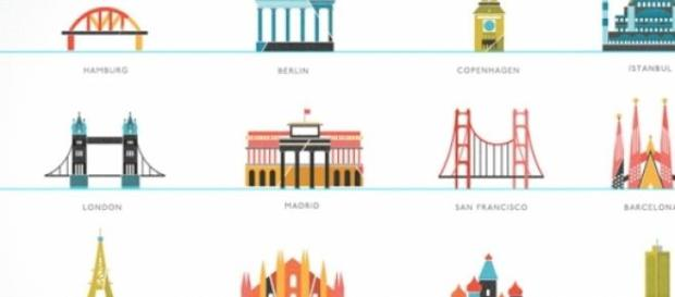 Grafik: Kelli Anderson für Airbnb.