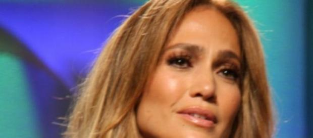 Jennifer Lopez era novia de Casper Smart.