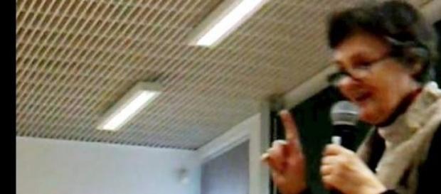Kadr filmu studenta, źródło: Fakt.pl