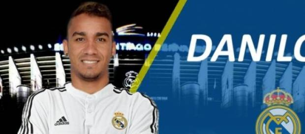Oficial: Danilo vai ser jogador do Real Madrid.