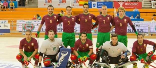 Portugal venceu a Suíça por 8-0