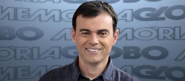 Tino Marcos é afastado da Globo