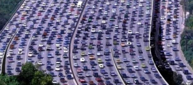 trafic rutier, international