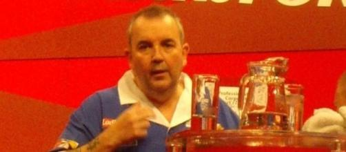 Disappointing night for Phil Taylor in Sheffield
