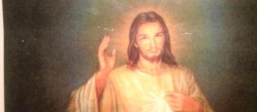 Immagine di Gesù Misericordioso.