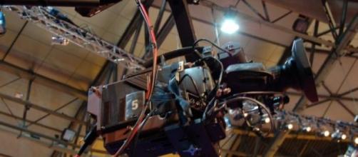 Immagine di una telecamera