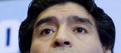 Maradona e Blatter: uma relação sempre tempestuosa