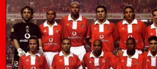 Plantel campeão nacional 2004/2005