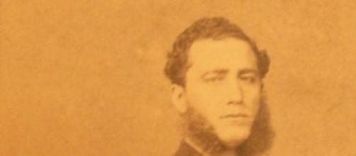 Retrato de D.M. de M.G. tirado no Brasil.