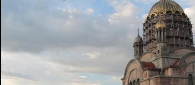 catedrala din fagaras cea mai mare