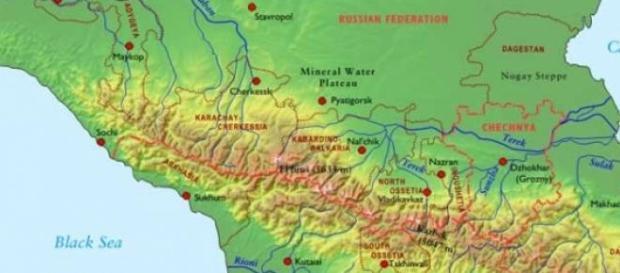 Caucazul este tinta Statului Islamic