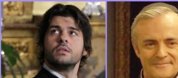Duro scontro tra Gonzalo e Don Celso.