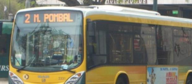 Greve da Carris em Lisboa