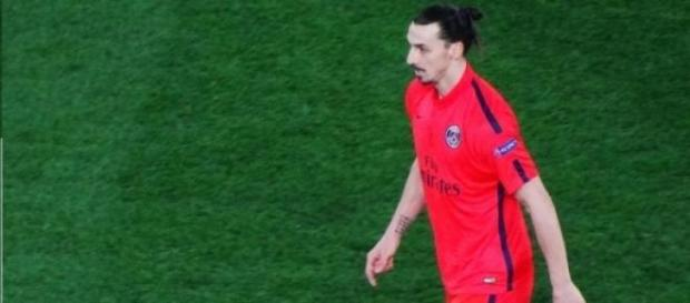 Ibrahimovic também não joga com o Barcelona
