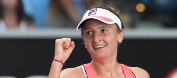 Irina Begu s-a calificat in sferturi