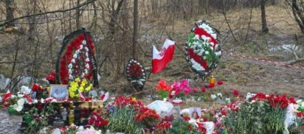 Katastrofa smoleńska - 10 kwietnia 2010