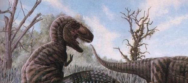La vida de estos dinosaurios era muy dura