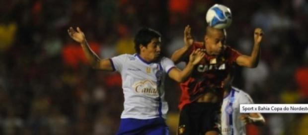 Lance de Sport 0 x 0 Bahia