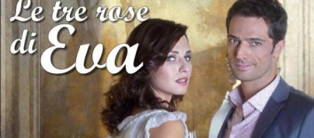 Le tre rose di Eva, su Canale 5.