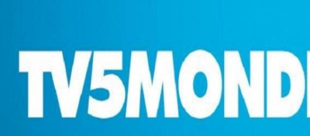 Logo del canal televisivo francés TV5 Monde.
