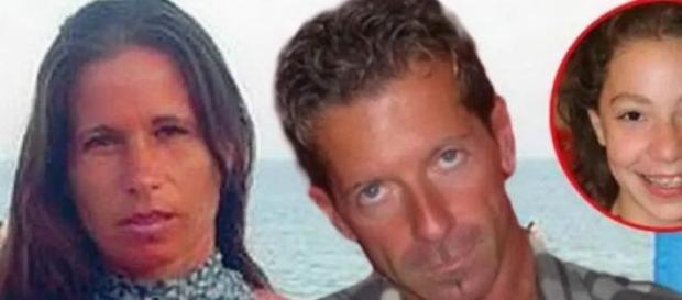 Massimo Bossetti, la moglie e la piccola Yara