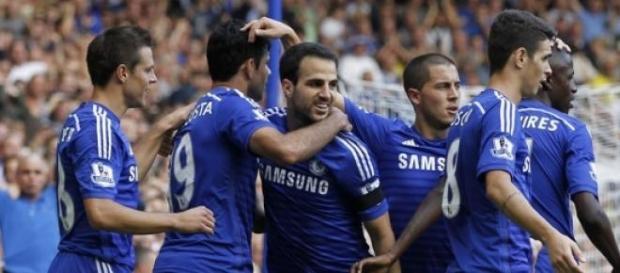 O Chelsea joga este domingo contra o QPR.