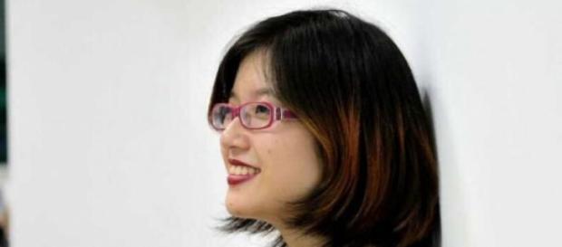 Zheng Churan est l'une des féministes détenues.