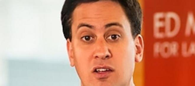 Leader of the Labour Party, Ed Miliband