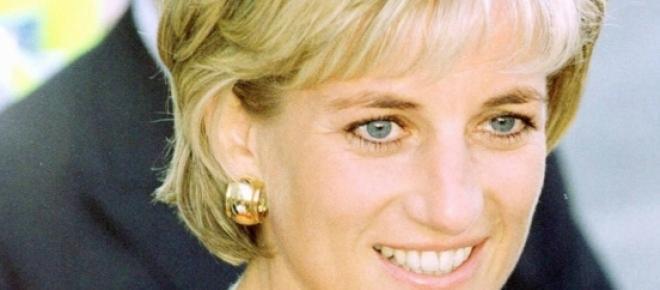 Princesa Diana tem uma filha