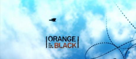 Orange is the new black logo