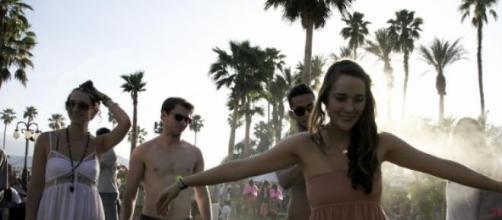 Coachella, l'esprit hippie au XXIème siècle.