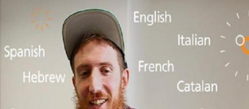 Matthew Youlden, el joven políglota.