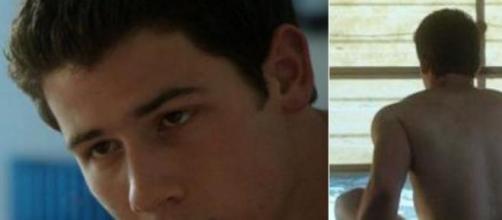 Nick Jonas em cenas muito ousadas no novo filme