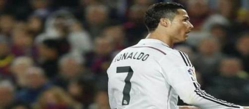 Ronaldo mais uma vez em foco no Real Madrid.