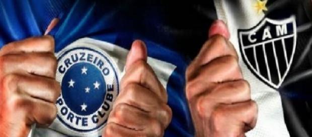 Atlético Mineiro e Cruzeiro emoção garantida!