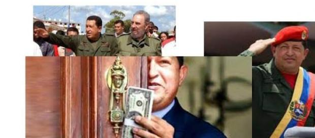 Hugo Chavez era poseedor de una enorme fortuna