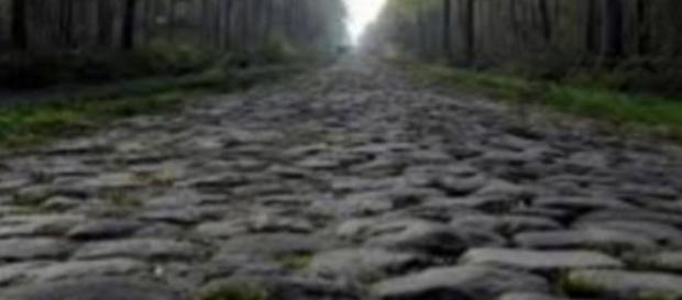 Les pavés de l'Enfer du Nord