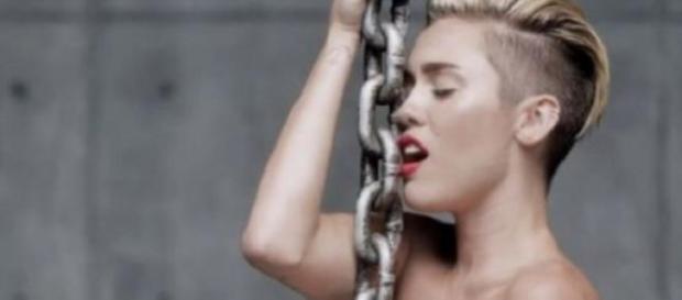 Miley Cyrus heißt ursprünglich Destiny Hope Cyrus.
