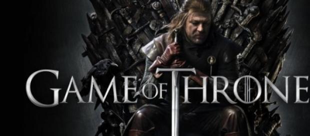 Poster da série de TV 'Game of Thrones'