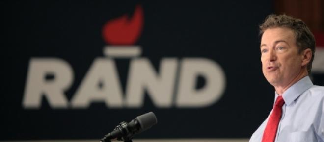 Stand with Rand - Rand Paul will ins Weiße Haus.