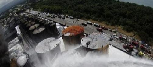 Acidente de Santos e os impactos ambientais